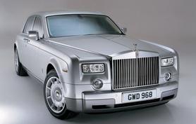 Predicted depreciation for Rolls-Royce Phantom