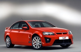 Vauxhall VXR8 to replace Monaro
