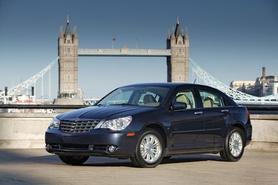 Chrysler Sebring to debut in London