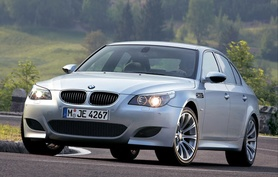 BMW released M5 details released