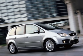 Top security award for Ford Focus C-MAX