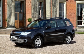 Subaru Forester accessory range launched