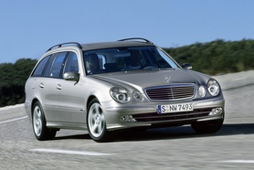 The current E-Class face is less surprised than the previous generation