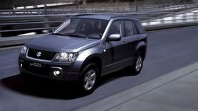 Preliminary information on the new Suzuki Grand Vitara