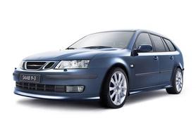 New Saab 9-3 Sportwagon