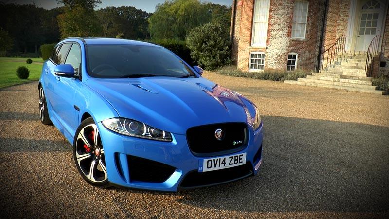 Jaguar XFR-S Sportbrake Video Review