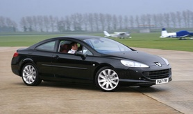 Peugeot 407 Coupe range revised
