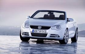 World premiere for new Volkswagen Eos at Frankfurt