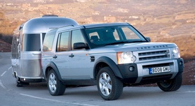Land Rover Discovery 3 wins 2008 Towcar Awards Best Towcar over 1900kgs