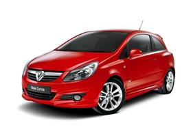 Vauxhall Corsa VXR styling kit