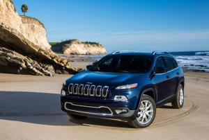 First official photos of new 2014 Jeep Cherokee