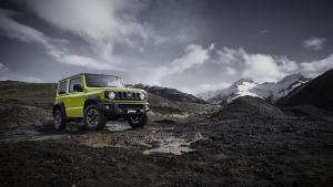 New Suzuki Jimny arrives January 2019