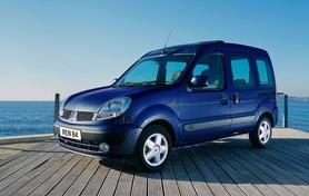 Renault Kangoo receives a mid-life makeover