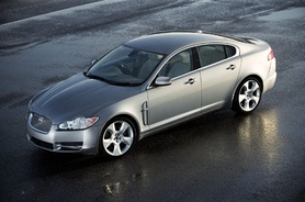 Jaguar releases official details of new Jaguar XF