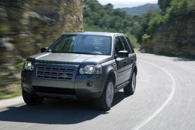 Land Rover Freelander 2 prices announced