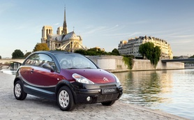 Citroen C3 Pluriel Charleston limited edition