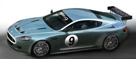 Aston Martin Racing launches new DBRS9 GT race car