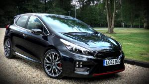 Kia Cee'd GT Video Review