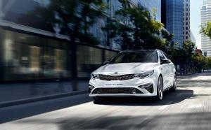 Kia Optima Sportswagon GT