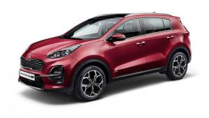 Kia Sportage revised for 2019, gains diesel mild hybrid option
