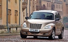 Summer offers on Chrysler PT Cruiser