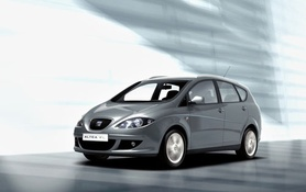 Seat releases first details of new Altea XL