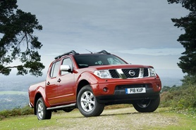 Improved Nissan Navara gains three star Euro NCAP rating