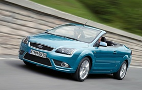 New Ford Focus Coupe-Cabriolet details