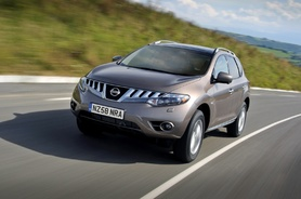 2009 Nissan Murano on sale from 1st October