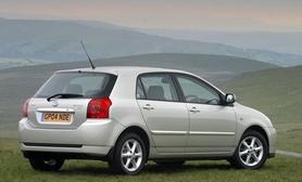 Toyota Corolla revisions