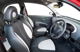Free heated leather seats for Nissan Micra