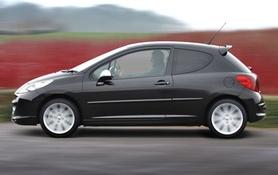 Peugeot 207 CC and 207 GTi THP 175 debut at Geneva