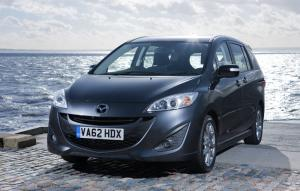 Mazda 5 Venture
