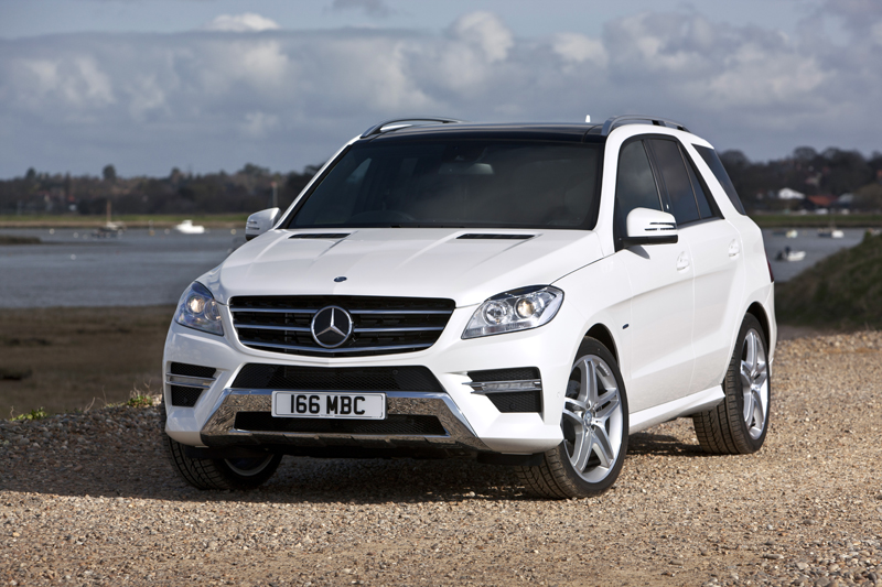 mercedes m class review reviews testdriven