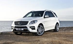 Mercedes-Benz ML 350 BlueTEC Sport triumphs in the 2013 Towcar of the Year Awards