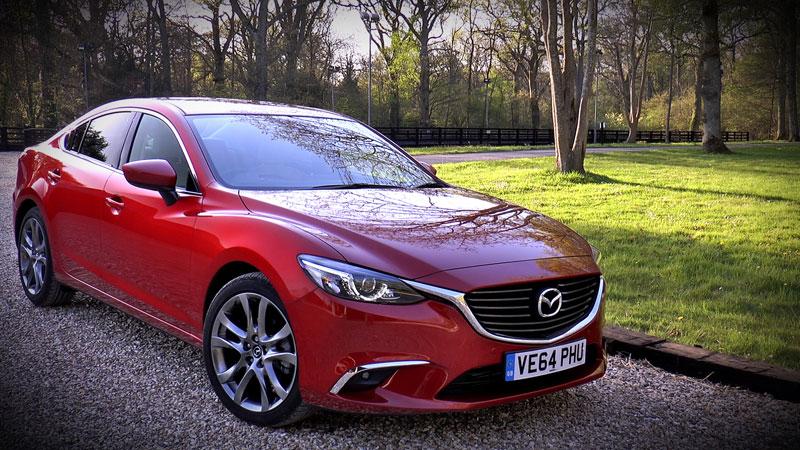 2015 Mazda 6 Video Review