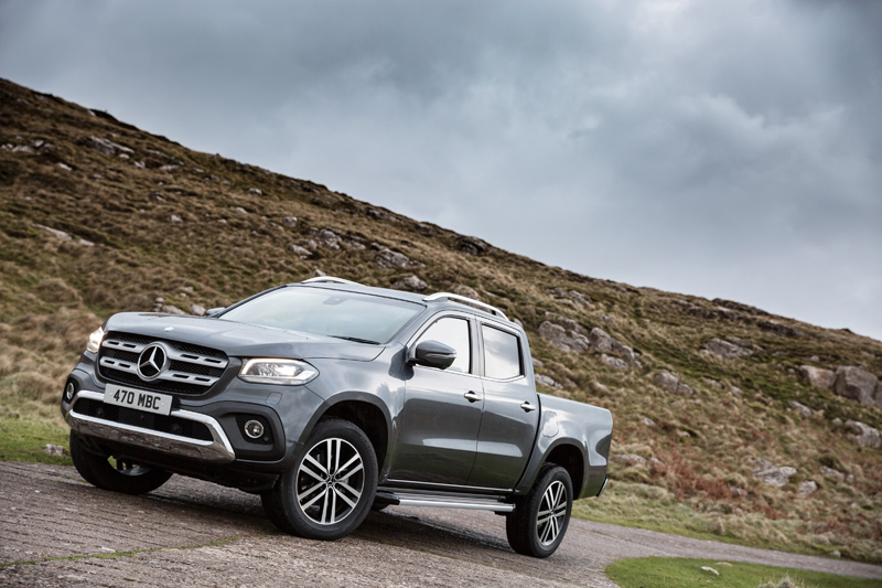Mercedes-Benz X-Class Review | TestDriven