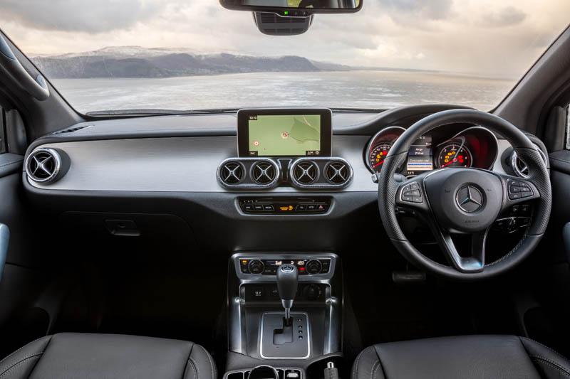 Mercedes-Benz X-Class Review | TestDriven