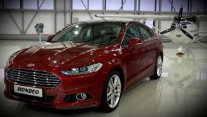 New Ford Mondeo Video Review