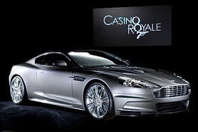 Aston Martin reveals James Bond's DBS