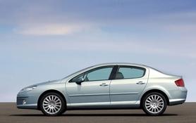 Peugeot 407 equipment levels enhanced