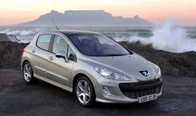New Peugeot 308 Announced
