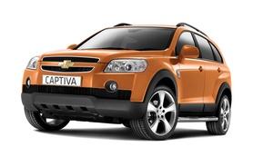 Chevrolet Captiva Edge limited edition