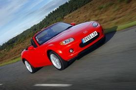 New third generation Mazda MX-5 on sale now