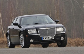 Chrysler 300C revised for 2008, plus new SRT-Design model