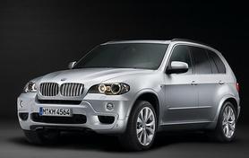 The new BMW X5 4.8i M Sport