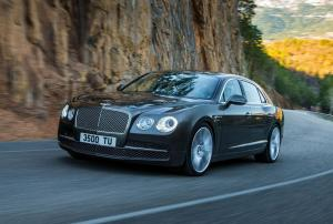 The new 2013 Bentley Flying Spur