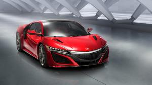 2015 Honda NSX unveiled in production form