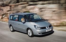 2007 Renault Espace range revised