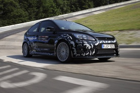New Ford Focus RS on track as first details confirmed